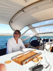 guest onboard Spirit